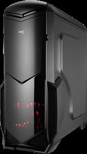 AeroCool BattleHawk Black Edition Mid Tower Case